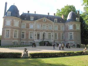 Monuments ch teaux de la loire pour fsx version - Chateau de beauharnais ...